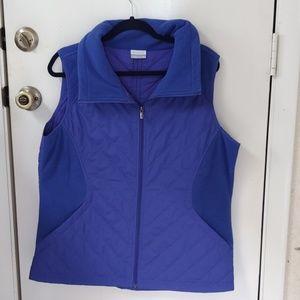 Columbia Sportswear Vest Ladies XL